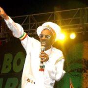 Bunny Wailer en concert en 2005 pour la célébration des 60 ans de Bob Marley
