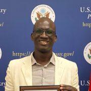 Ibrahima Kalil Guèye, activiste de lutte contre la corruption honoré par les Etats-Unis