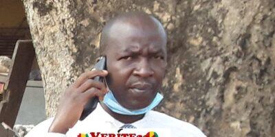 Me Alsény Aissata Diallo, avocat à la cour d'appel de Conakry