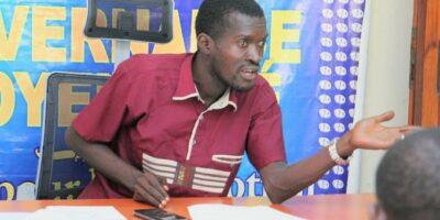 Sékou Koundouno, responsable des stratégies et planification du FNDC
