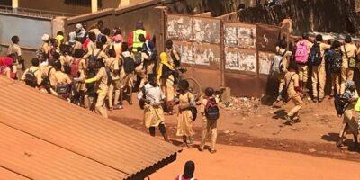 Une école primaire (image d'illustration)